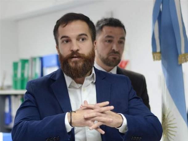 Andrés Cirnigliaro, ex presidente de SPSE, actual titular de IEASA. Foto Gobierno