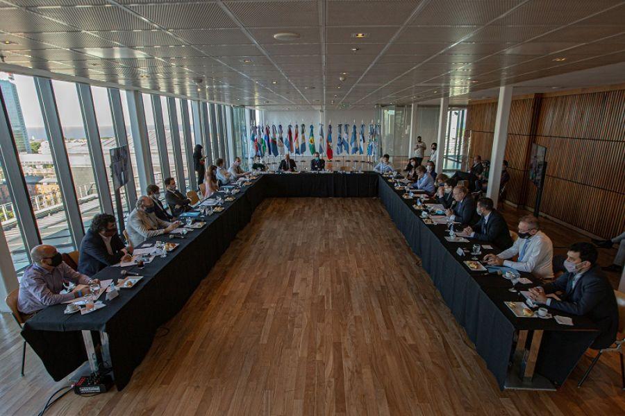 Reunión del Consejo Federal de Ministros de Producción