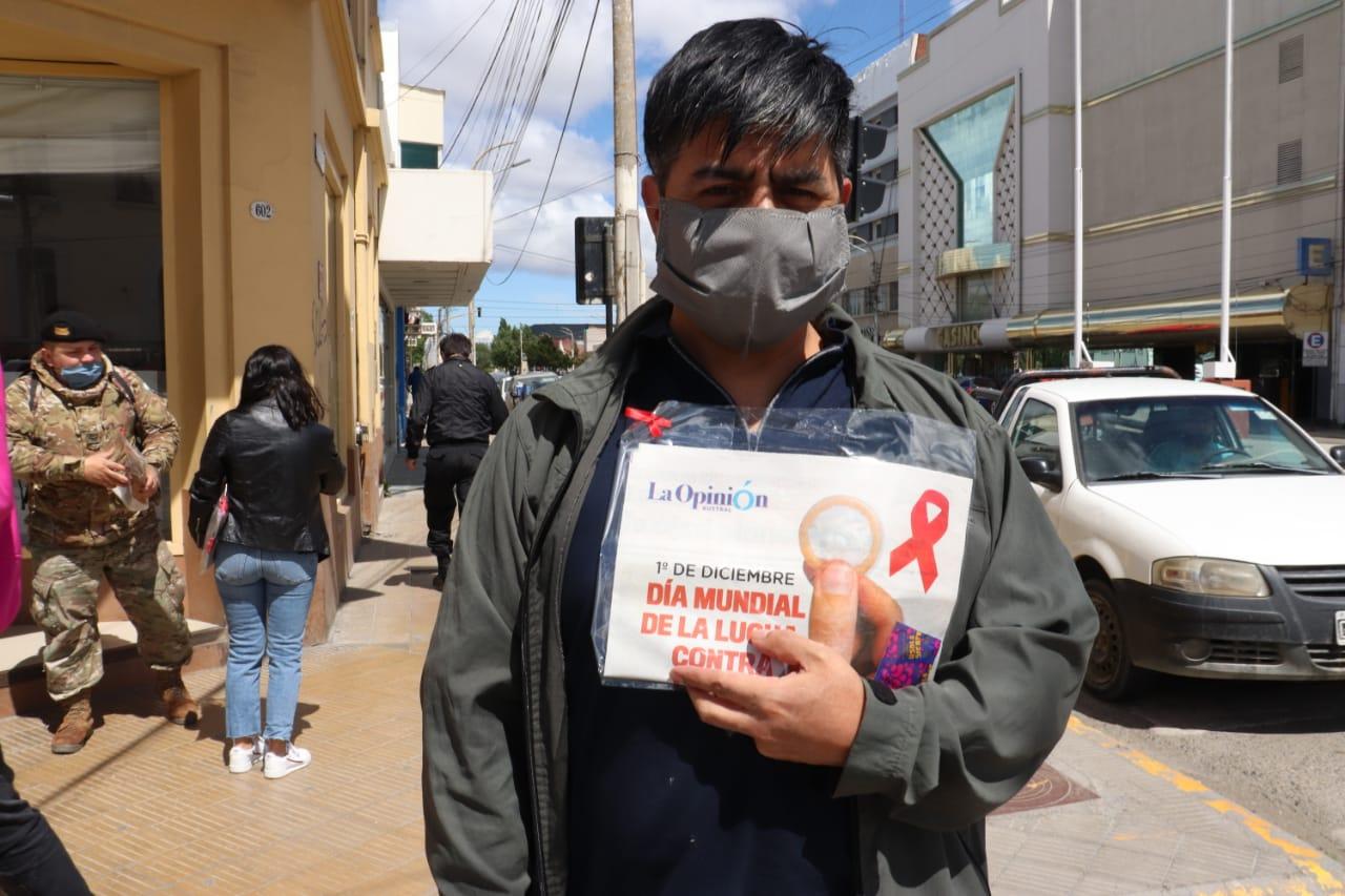 Foto: José Silva / La Opinión Austral