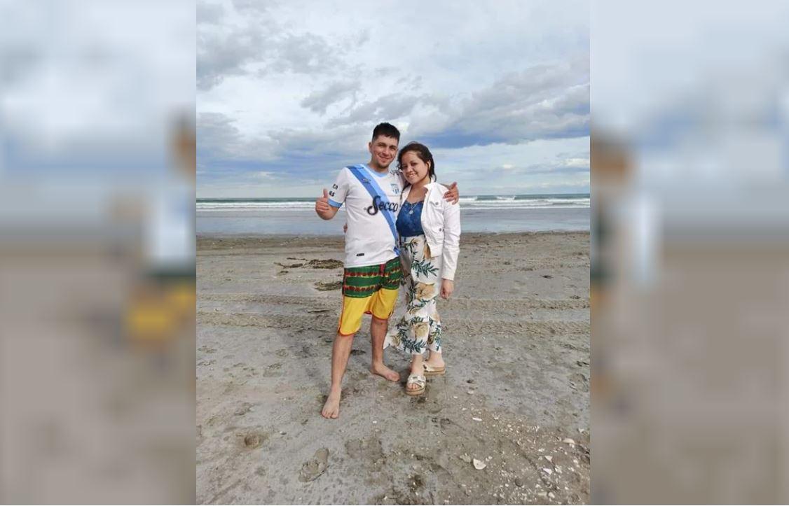 Ivana Arias y Gonzalo Barrionuevo murieron en el siniestro. Volvían a Comodoro Rivadavia a pasar Año Nuevo.