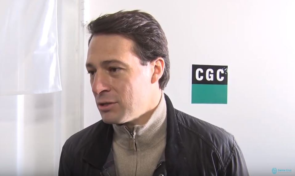Hugo Eurnekian, CEO de CGC