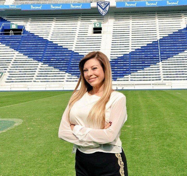 Directora de Género de Vélez,Paula Ojeda.