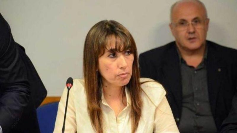La diputada Roxana Reyes viajó de urgencia a Buenos Aires este sábado