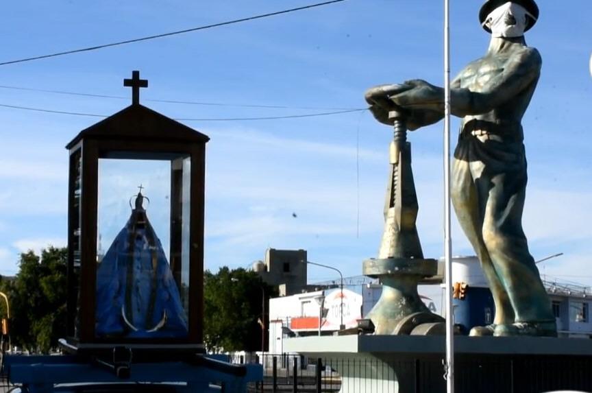 La ciudad de El Gorosito, beneficiada con obras.