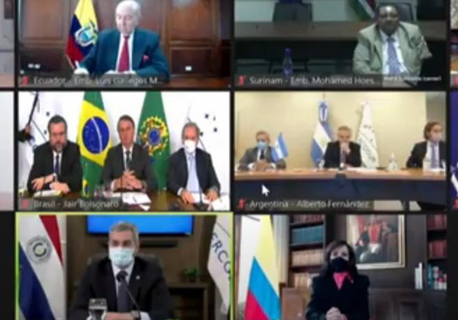 Argentina asumía la presidencia pro témpore del MERCOSUR.