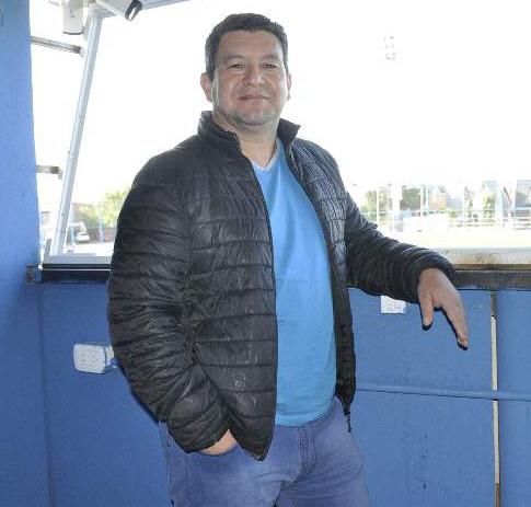 Sergio Valdez, presidente de la AIFB.