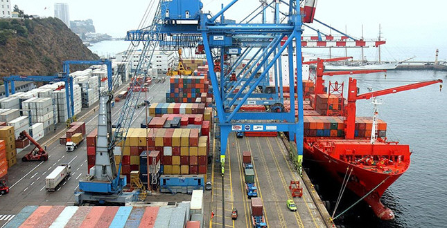 España e Italia, principales destinos de los productos de mar.