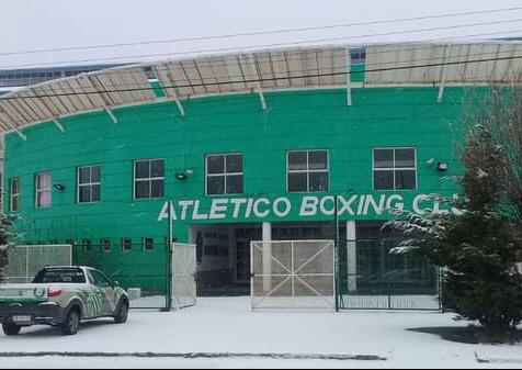 Cerrado y con nieve: Así fue el invierno en el Boxing.