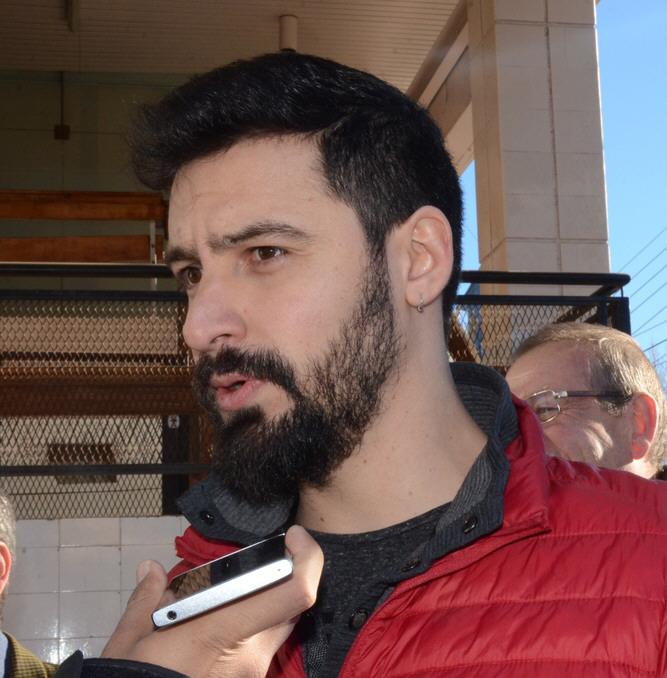 Leandro Fadul, secretario de Comercio e Industria.