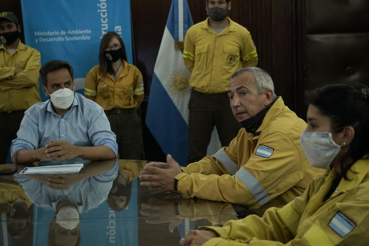FOTO: MINISTERIO DE AMBIENTE Y DESARROLLO SOSTENIBLE
