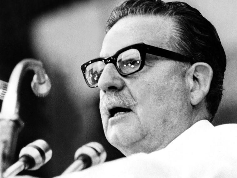 El expresidente chileno prefirió quitarse la vida a entregarse.