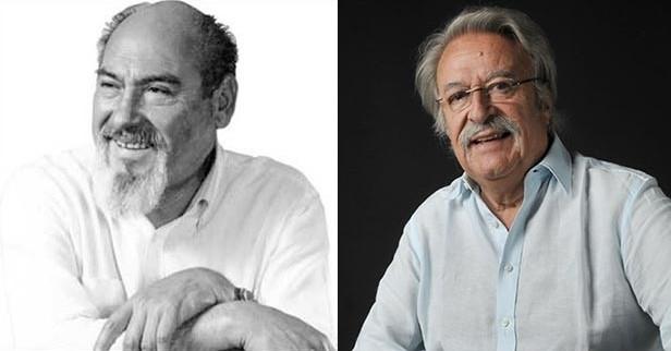 Armando Tejada Gómez y Cesar Isella, una dupla que marcó a generaciones.