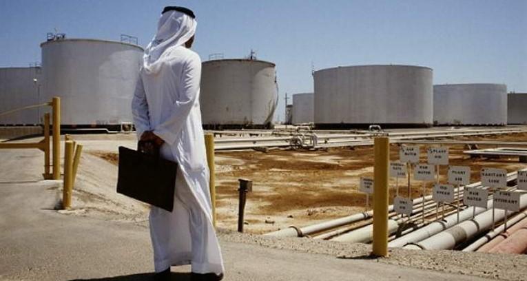 Crisis petrolera en Arabia.