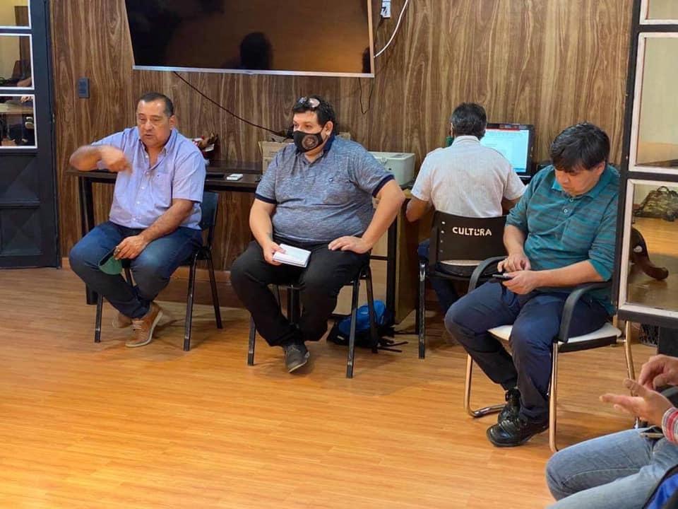 El Intendente anunció una segunda reunión.