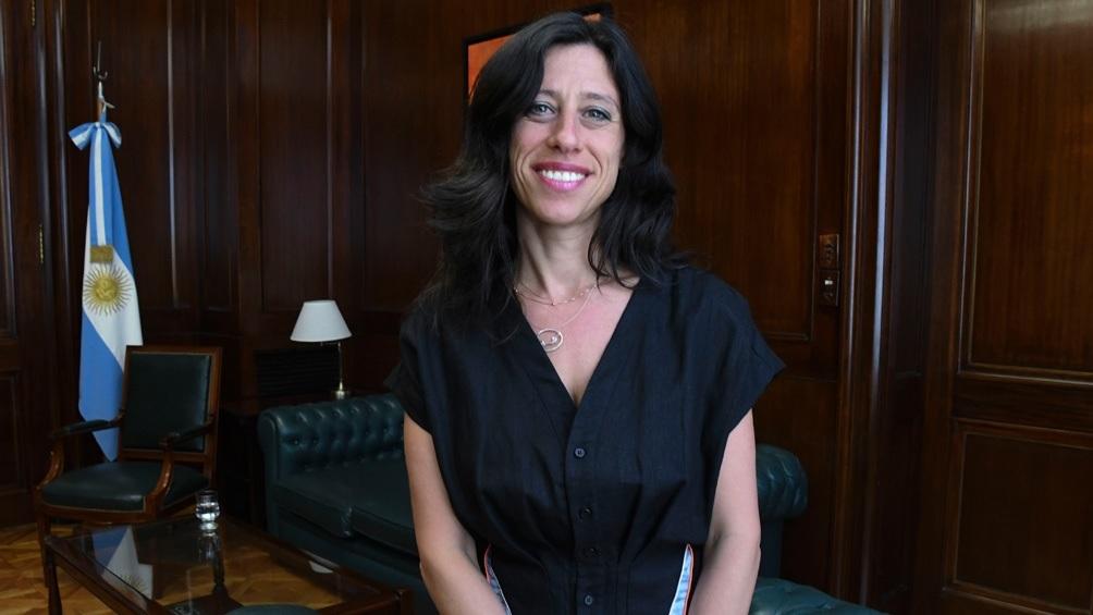 Paula Español.
