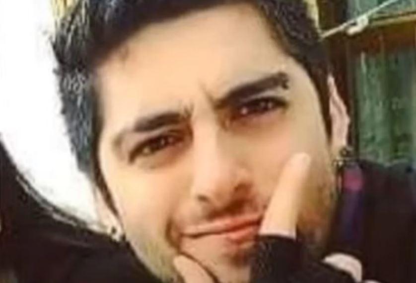 Ronald Ignacio Lezcano Guerra, el joven de 24 años atropellado.