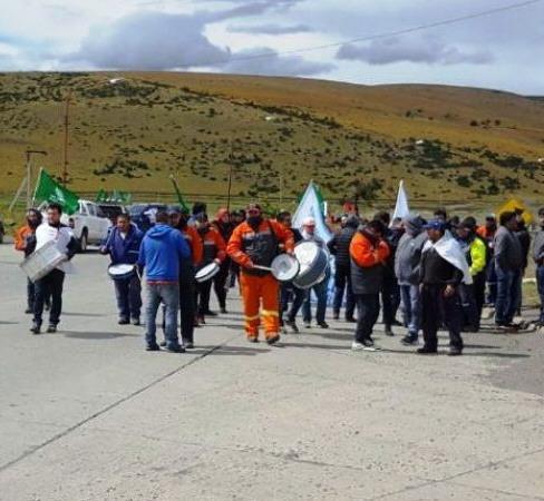 En 2018, los mineros resistían a Cambiemos.