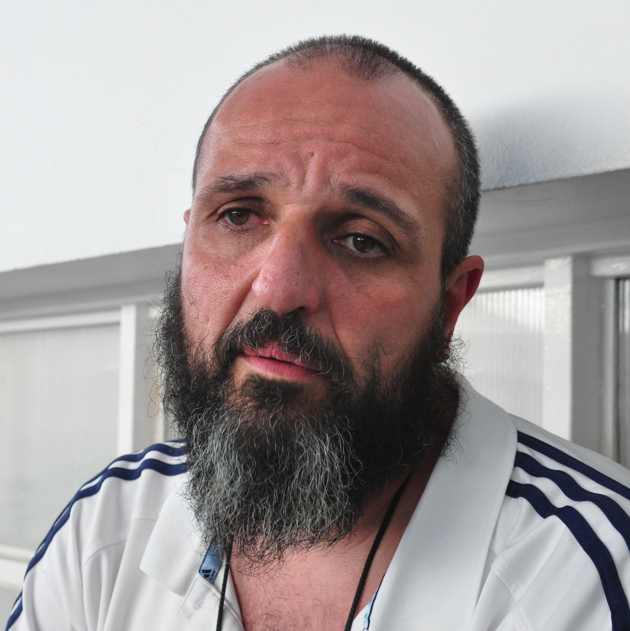 Alejandro Amuchastegui.