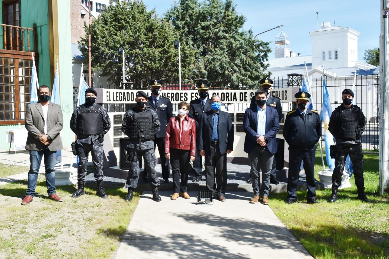 FOTO: POLICÍA DE SANTA CRUZ