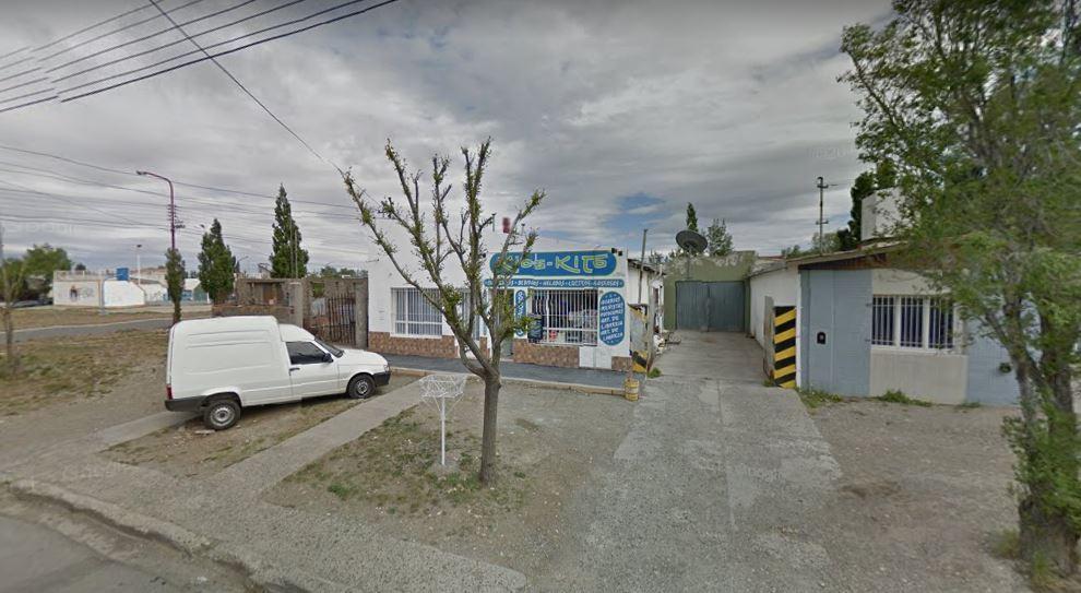 El kiosco está ubicado en Chile al 1000.