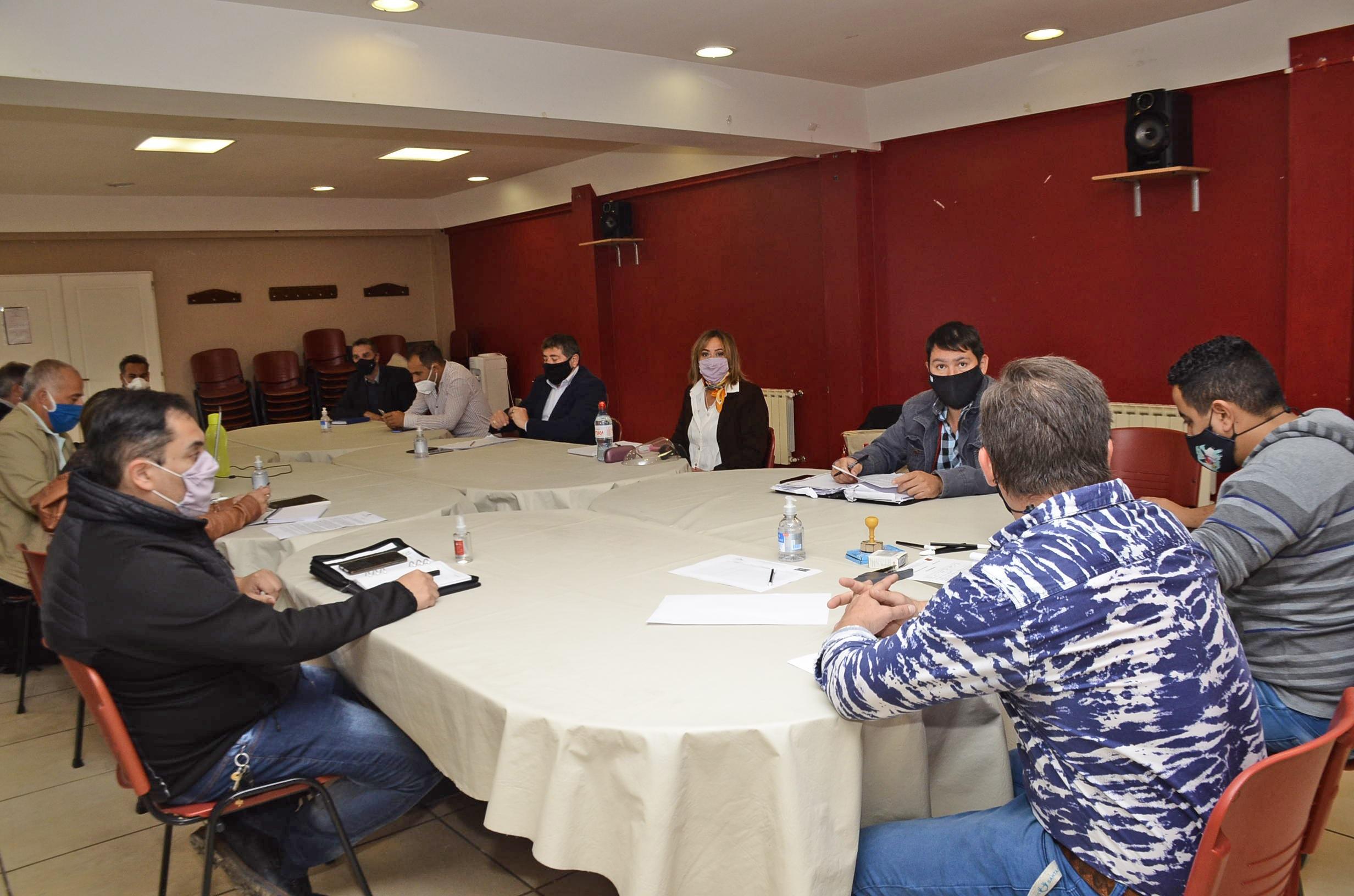 El debate pasó a un cuarto intermedio hasta el 2 de marzo. FOTO: JOSÉ SILVA/LA OPINIÓN AUSTRAL