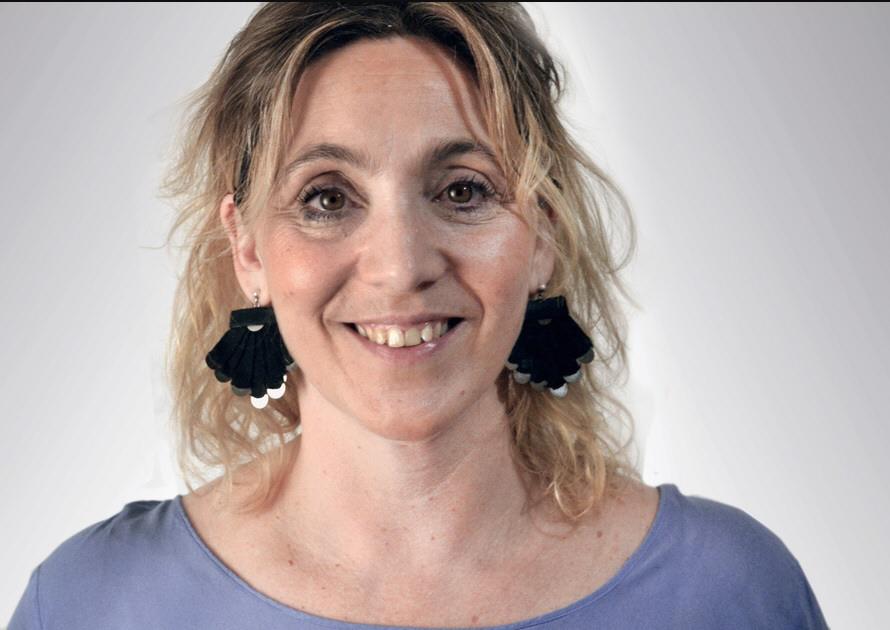 Verónica De Cristófaro cuenta con 20 años de trayectoria en Santa Cruz.