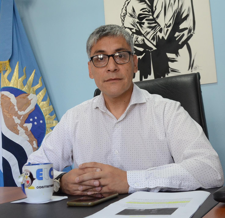 Eloy Echazú presentará un proyecto por coparticipación.