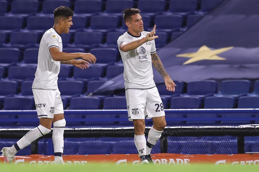 Boca perdió 1-2 con Talleres en los minutos finales | La Opinión Austral