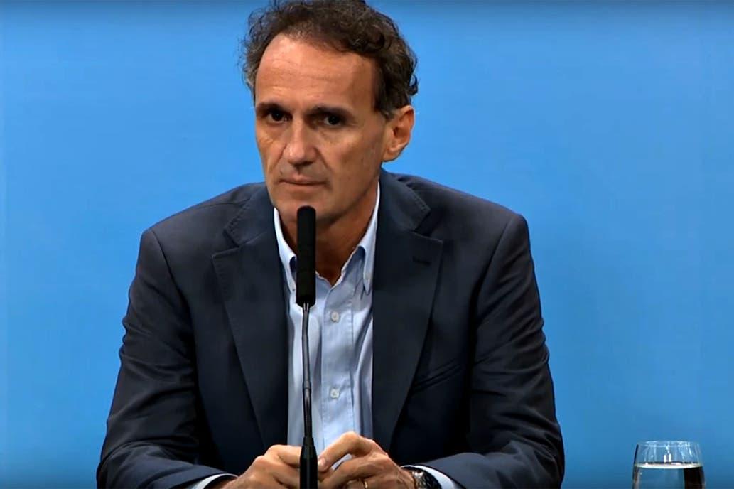 Gabriel Katopodis, ministro de Obras Públicas de la Nación.