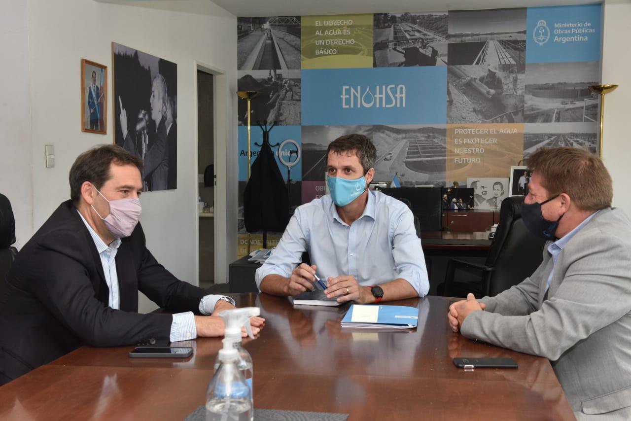 Los barrios de Comodoro Rivadavia serán los principales beneficiados por las obras.