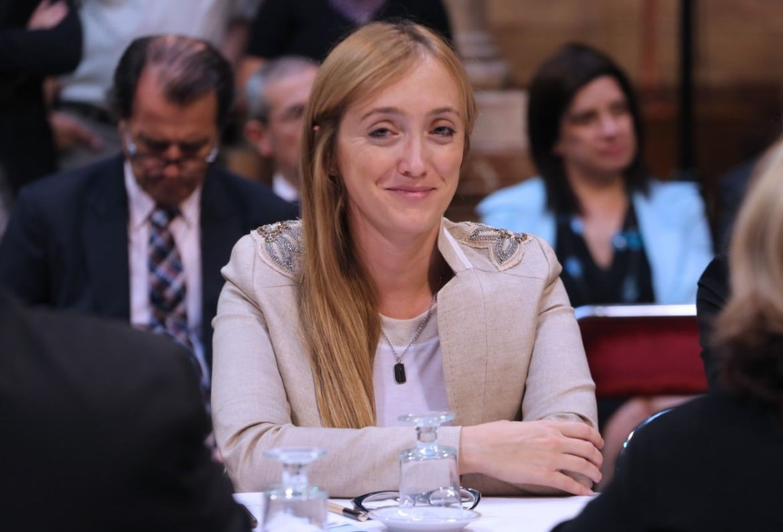 Anabel Fernández Sagasti.