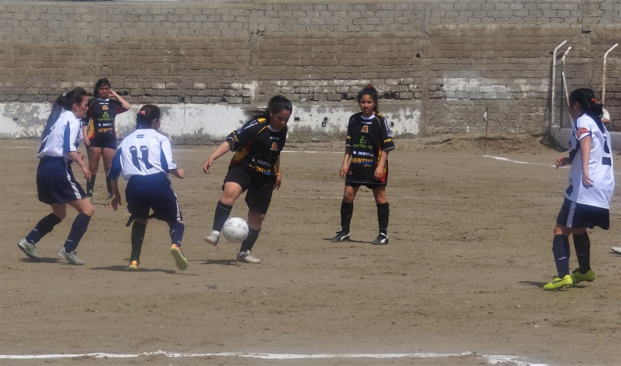 Estudiantes Mar del Plata, en uno de los partidos del primer certamen que se disputó.