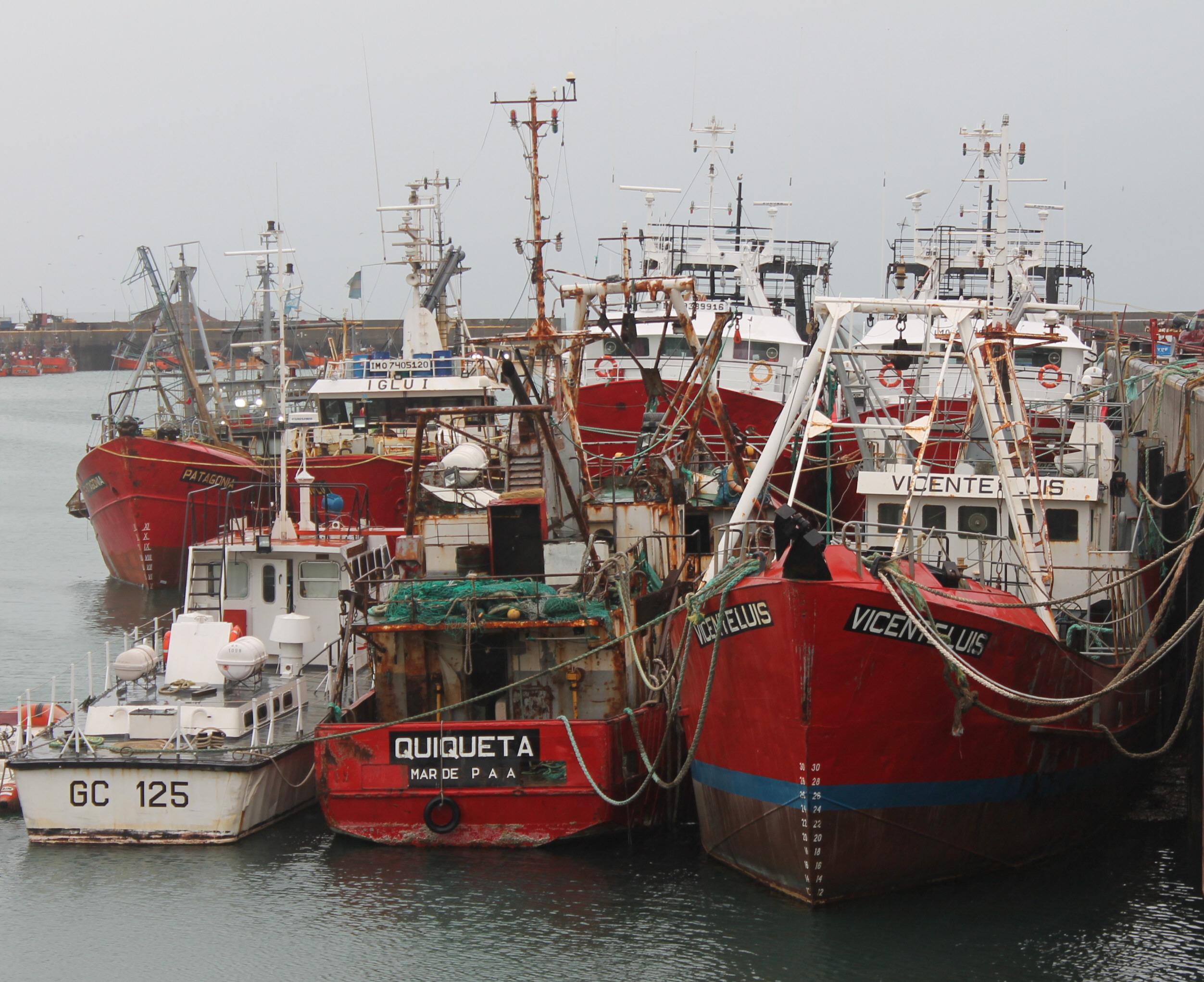 Se puso en debate la inserción de los técnicos en el sector pesquero.