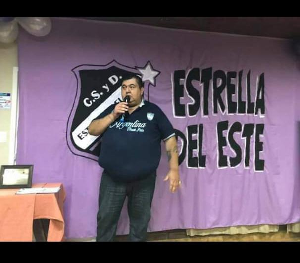 En diciembre pasado, Daniel Cárdenas falleció a sus 42 años, tras una larga lucha frente al coronavirus