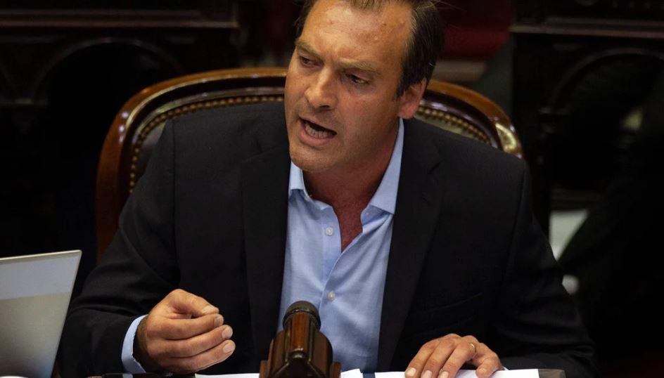Martín Soria, Ministro de Justicia y Derechos Humanos