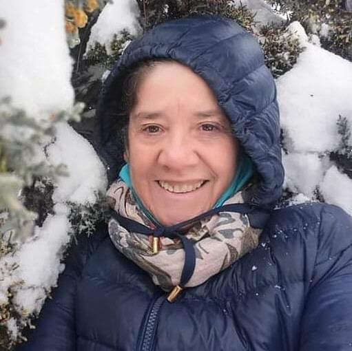 Marcela López, desaparecida.