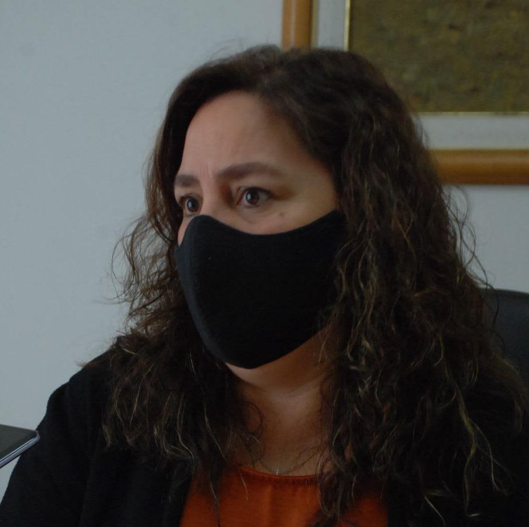 La jueza Valeria López Lestón.