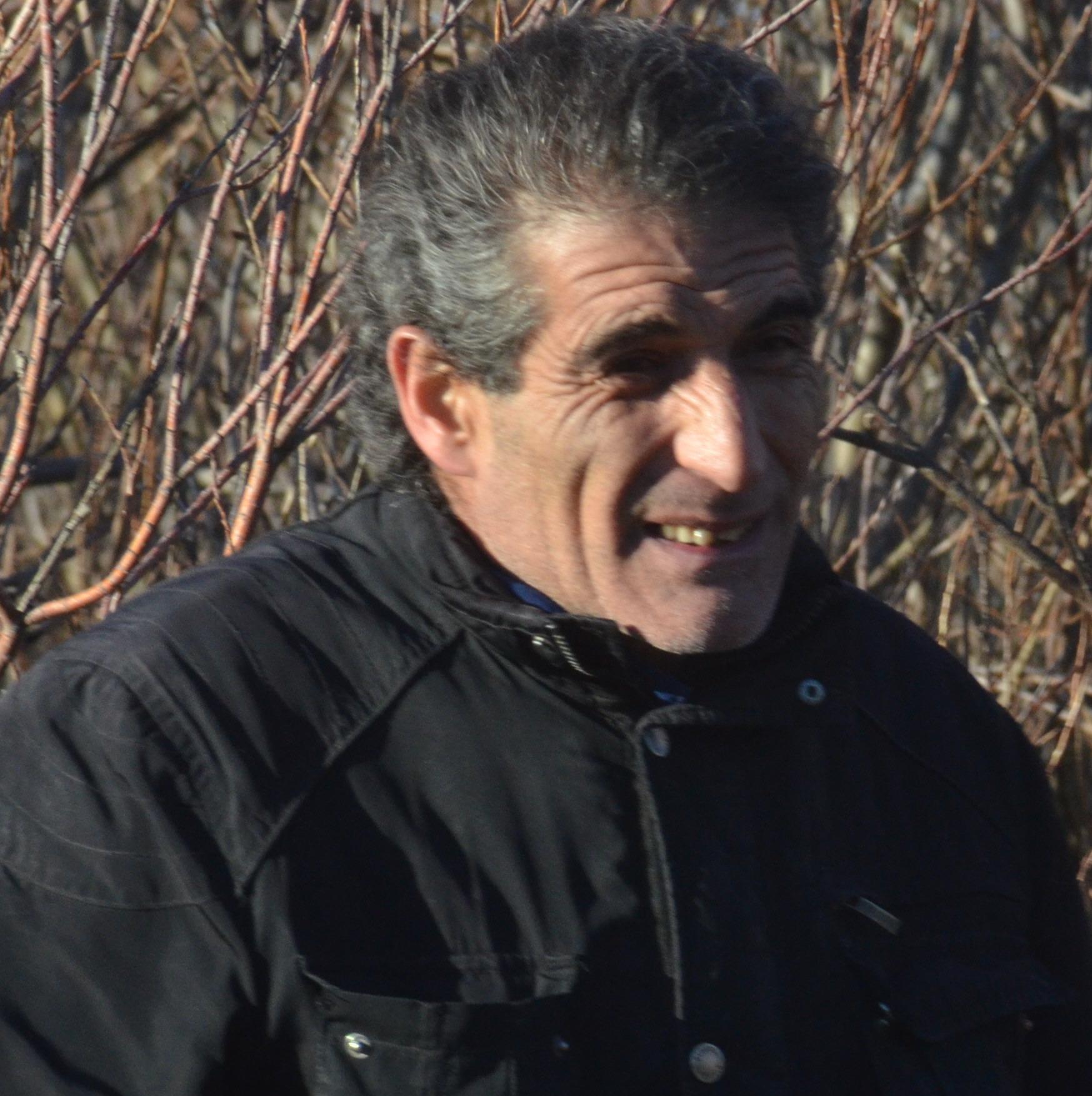 José Luis Balado, la última pareja.