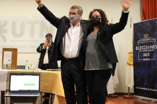 Balcazar Andrade es la primera vicedecana de la UTN.