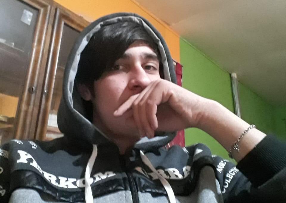Mauro Barría, el joven cuya muerte llora Puerto Santa Cruz.