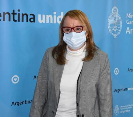 Alicia Kirchner ha impulsado políticas públicas a través de obras.