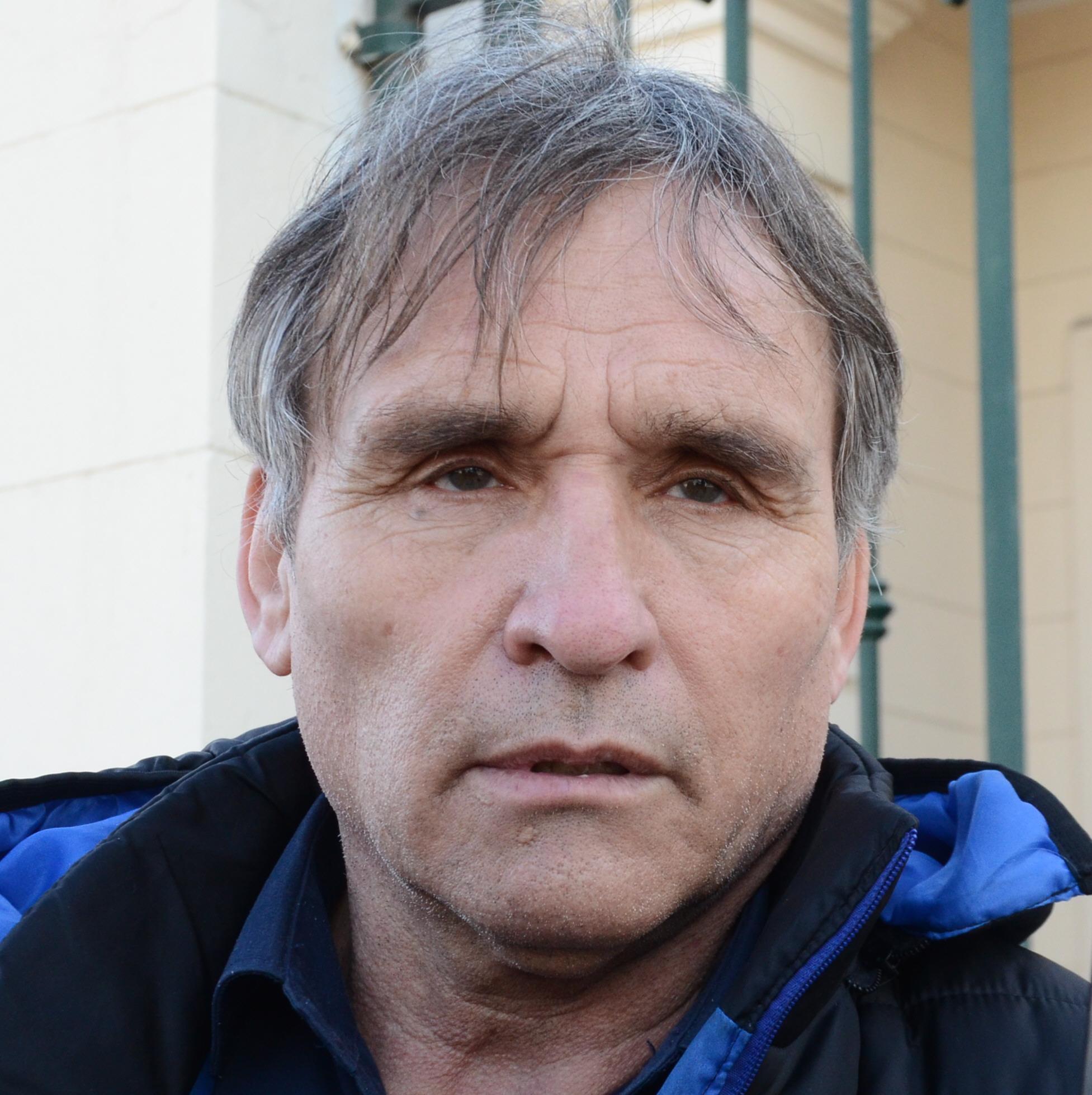 Jorge Trevotich, abogado.