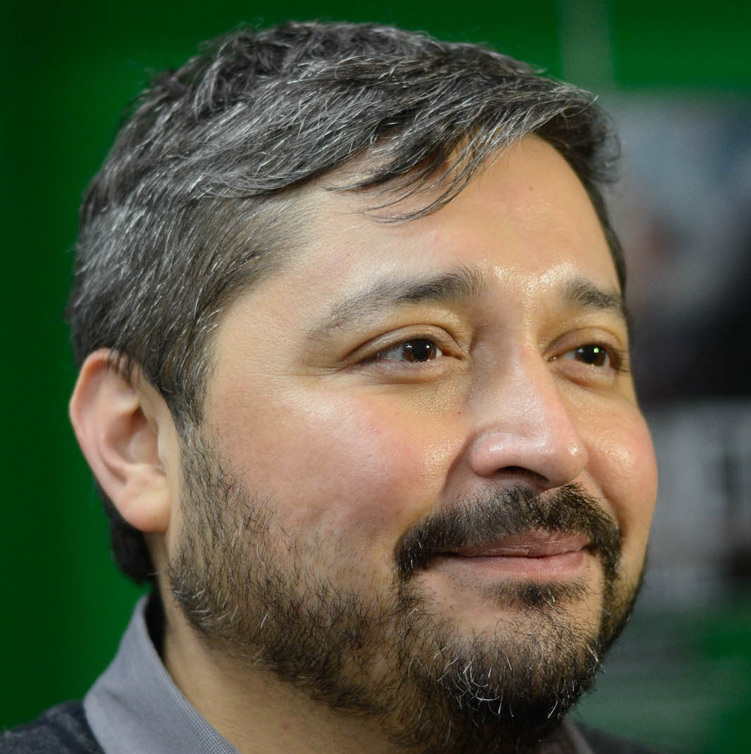 Oscar Canto, secretario de Cultura Santa Cruz.