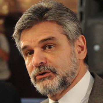 Ministro Daniel Filmus.