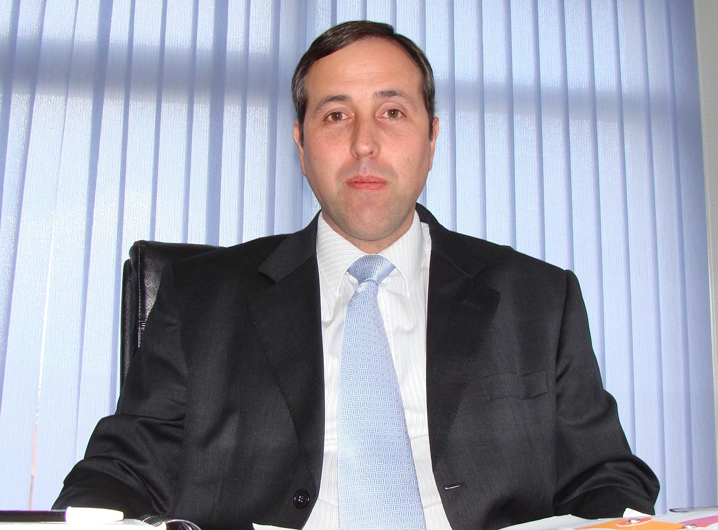 Actualmente, la CSS está a cargo del contador Favio Ariel Vázquez